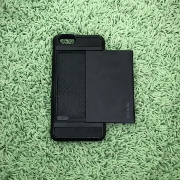 best service 63f63 b03c5 Vofolen iPhone 6/6s phone case with hidden pocket
